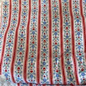 Lanz of Salzburg Classic print flannel